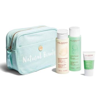 Purifying Cleansing Set - Combination to Oily Skin