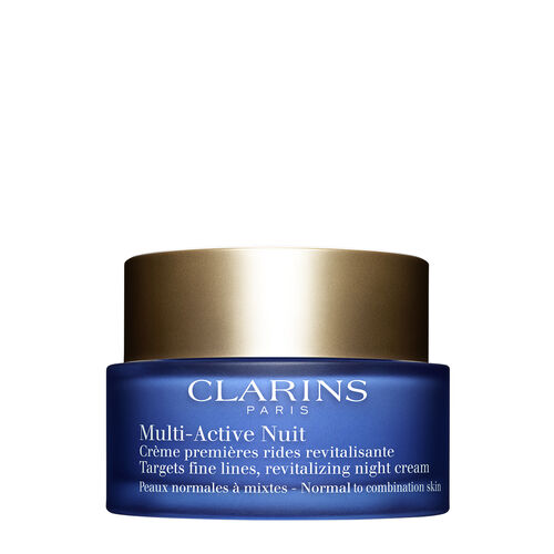 Multi-Active Night Cream – Normal to combination skin