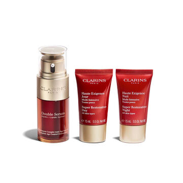 Double Serum 30ml & Super Restorative Set