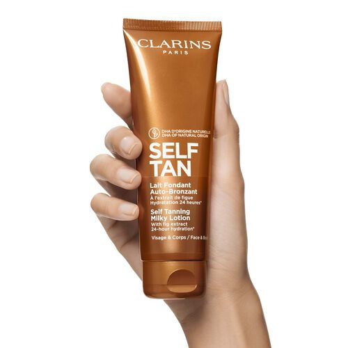 Self-Tanning Milky Lotion