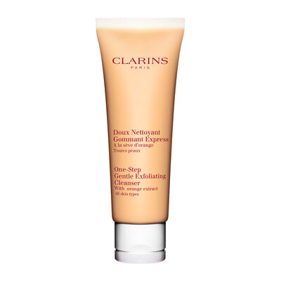 One-Step Gentle Exfoliating Cleanser with Orange Extract