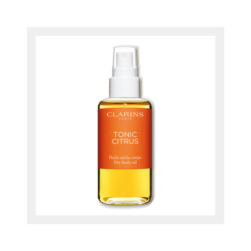 Tonic Citrus Dry Body Oil