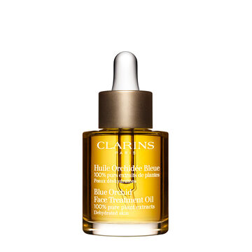 Blue Orchid Face Treatment Oil - Dehydrated Skin