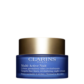 Multi-Active Night Comfort Cream - Normal to Dry Skin