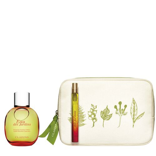 Eau des Jardins Treatment Fragrance Collection