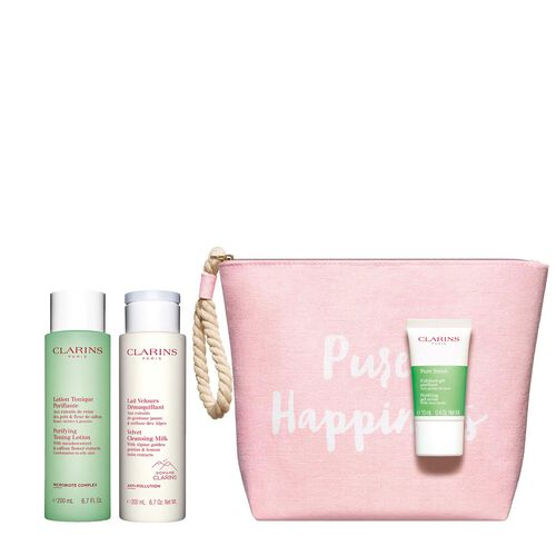Cleansing Set - Combination to Oily Skin