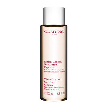 Water Comfort One-Step Cleanser with Peach - Normal/Dry Skin