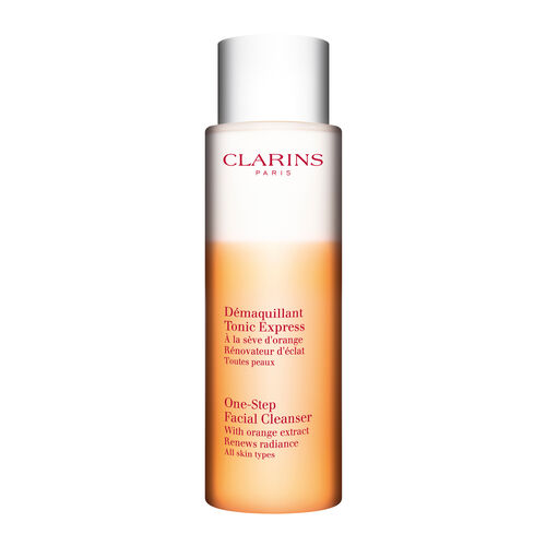 One Step Facial Cleanser with Orange Extract All Skin Types