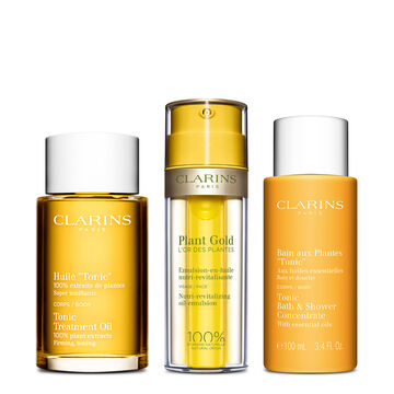 Plant Gold Aromaphytocare Set