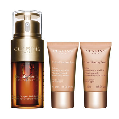 Double Serum & Extra-Firming Value Set