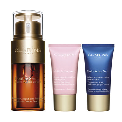 Double Serum & Multi-Active Value Set