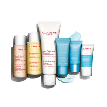 Gentle Cleansing Set - Normal to Dry Skin
