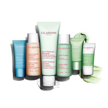 Purifying Cleansing Set - Combination or Oily Skin