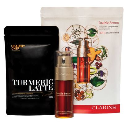 Double Serum & Turmeric Set
