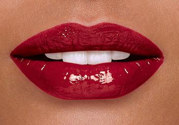 Medium skin tone 08 Intense burgundy