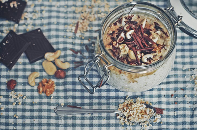 Healthy Glow Porridge: don't worry, eat healthy!