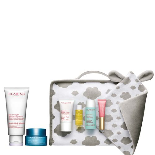 maternity pregnancy set clarins