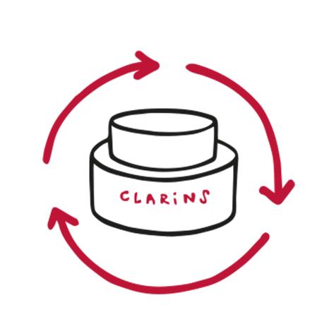 Clarins We Care - ECO-DESIGN