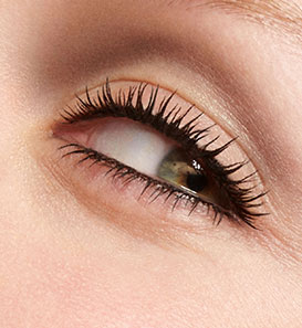 Eye with teardrop