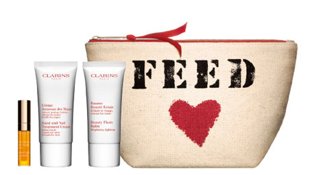 clarins golden week